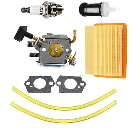 mdairc for Stihl BR400 Carburetor, BR420 Carburetor, BR320 BR340 BR380  SR400 SR420 Replaces 4203-120-0601 and 4203-120-0603 Carb Carburetor