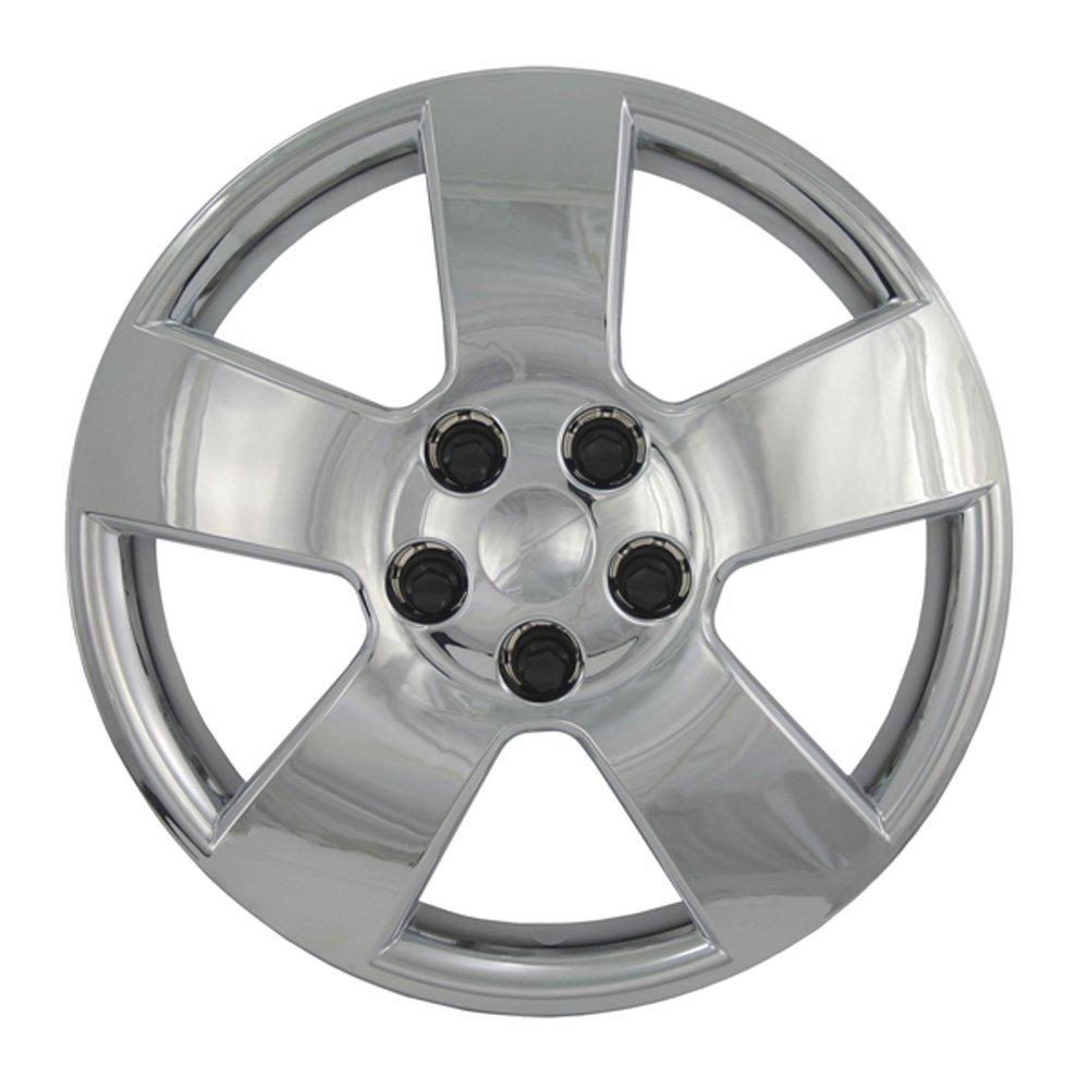 Tapacubos para Chevrolet Cruze HHR (sola pieza) rueda cover - 16 pulgadas cromado de repuesto: Amazon.es: Coche y moto