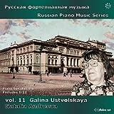 Russian Piano Music%2C Vol%2E 11