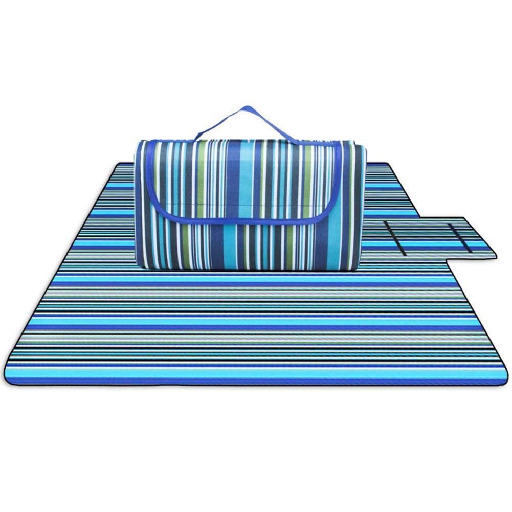 DADAO Picnic Blanket Waterproof Bottom,Perfect for Hiking, Camping, Music Festivals, Outdoor Sporting Events, Picnics and More!,1,150x200cm