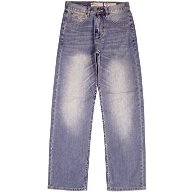 0bf8dc42c32 Amazon.com  LRG Core Collection C47 Jeans Light Wash  Clothing