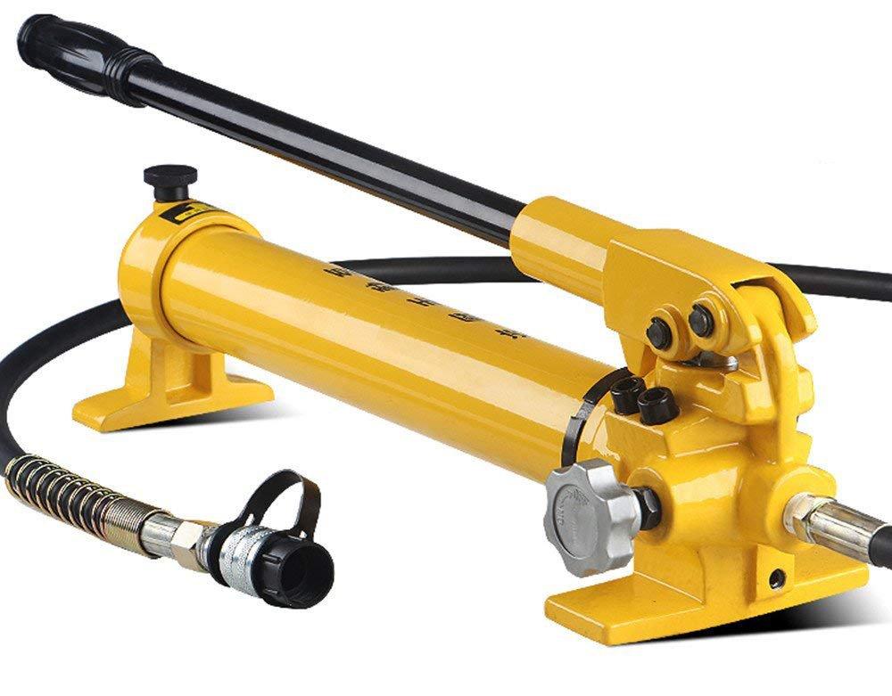 CGOLDENWALL CP-700手動式油圧ポンプ ホース付 B0757CRDFF CP-700ポンプ