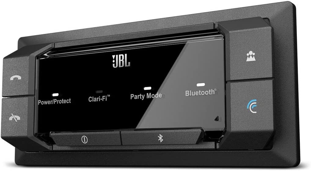 Black 30cm Low Distortion Amplifier 4 x 70W JBL Club 704 In-Car 4-Channel High Performance High Efficiency