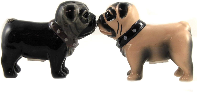 Little Love Pugs Salt & Pepper Shaker Set S/P