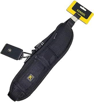 Bino Binoculars Padded Replacement Shoulder Strap for Bag KENGEL Utility Strap and More Bag Quick-Release Multipurpose Neoprene Sling Strap for DSLR or Compact Camera