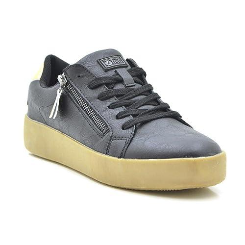 Tino Gonzalez Zapatos Mujer ICIAR Mujer Negro 39  Amazon.es  Zapatos y  complementos 0e997c4086c