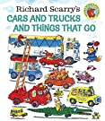 Richard Scarry's Cars and Trucks and Things That Go, by Richard Scarry