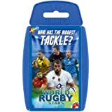 World Rugby Stars Top Trumps Card Game