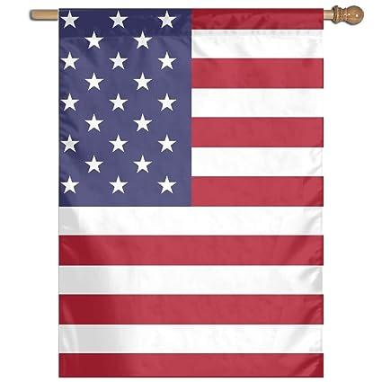 amazon com nutaer usa flag american flag vertical flag outdoor