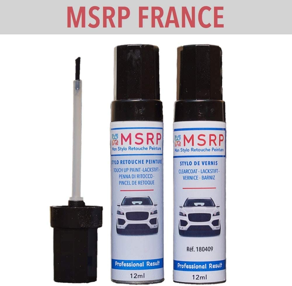 MSRP France - Kit Pintura de Retoque para Coches Isuzu 664 Mistral Green