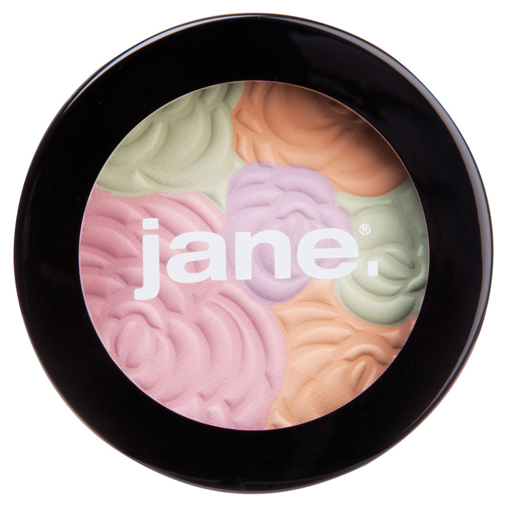 Makeup beauty and more jane cosmetics multi colored color correcting - Amazon Com Jane Cosmetics Multi Colored Correcting Powder 0 35 Ounce Face Powders Beauty