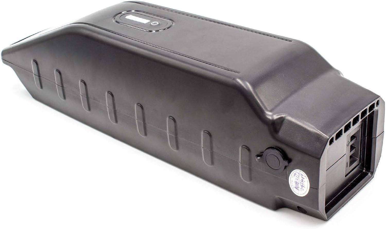 vhbw Li-Ion batería 17000mAh 17Ah (36V) para ebike Bicicleta ...