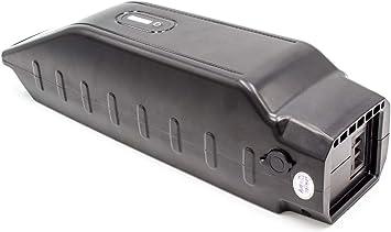 vhbw Li-Ion batería 17000mAh 17Ah (36V) para ebike Bicicleta eléctrica Haibike Sduro HardLife RC, HardNine 5.0, HardNine RC, HardNine RX, HardNine SL: Amazon.es: Deportes y aire libre