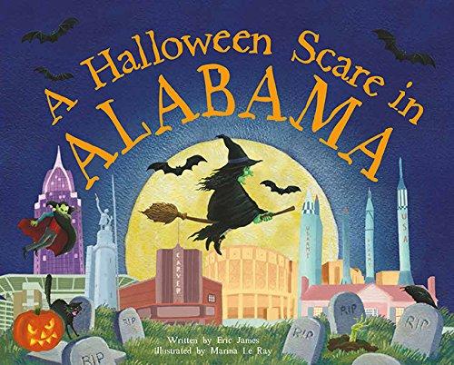Download A Halloween Scare in Alabama (Halloween Scare: Prepare If You Dare) PDF