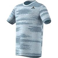 adidas Yb Gradient tee Camisa de Golf, Niños