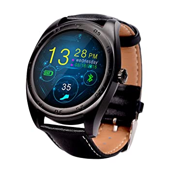 MRLIFY Smartwatch, Bluetooth Smart Watch Sport Smartwatch ...