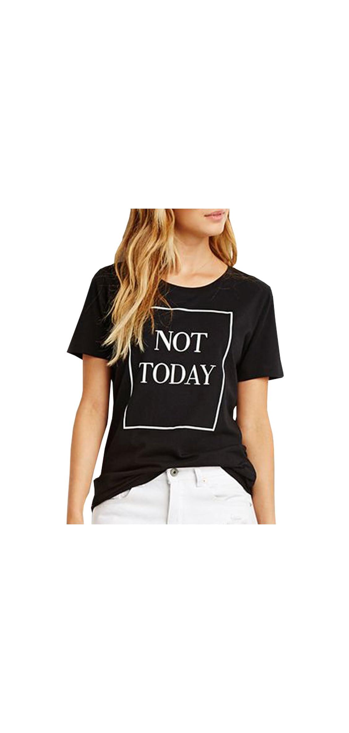 Women's Graphic Funny T Shirt Cute Tops Teen Girl Tees