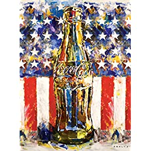 Buffalo Games Coca Cola Red White And You 1000 Piece Jigsaw Puzzle By Buffalo Games By Buffalo Games