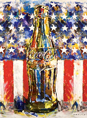 Buffalo Games - Coca-Cola - Red White and You - 1000 Piece Jigsaw Puzzle
