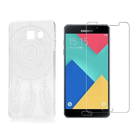 Funda Galaxy A5 2016, stxmall patrón diseño Ultra fina ...