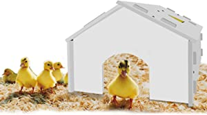 GOOD MOTHER Chicken Coop Heater Halogen lamp Safe Brooder Lamps Duckling Brooder Heating House Small