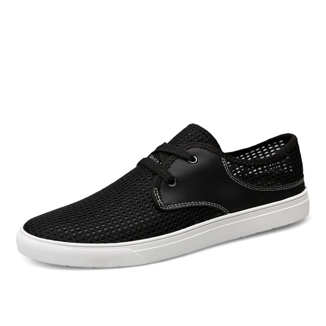Herren Das neue Atmungsaktiv Segeltuchschuhe Lässige Schuhe Mode Flache Schuhe Freizeitschuhe Sportschuhe Draussen EUR GRÖSSE 37-47