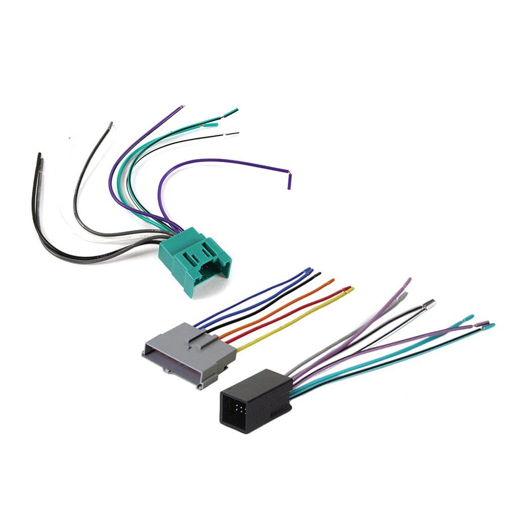 1997 1998 Ford F 150 Aftermarket Car Stereo Radio 98 Wiring Plugs Single Din Dash Installation Kit Harness Electronics