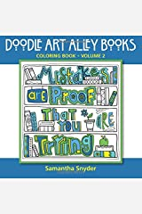 Mistakes Are Proof That You Are Trying: Coloring Book (Doodle Art Alley Books) (Volume 2) Paperback