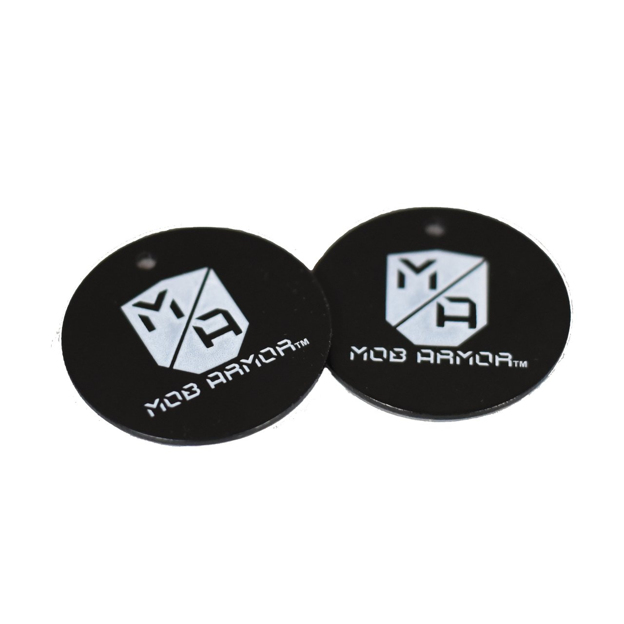 2 Pack Mob Armor Mounting Discs