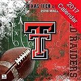 Texas Tech Red Raiders 2017 Calendar
