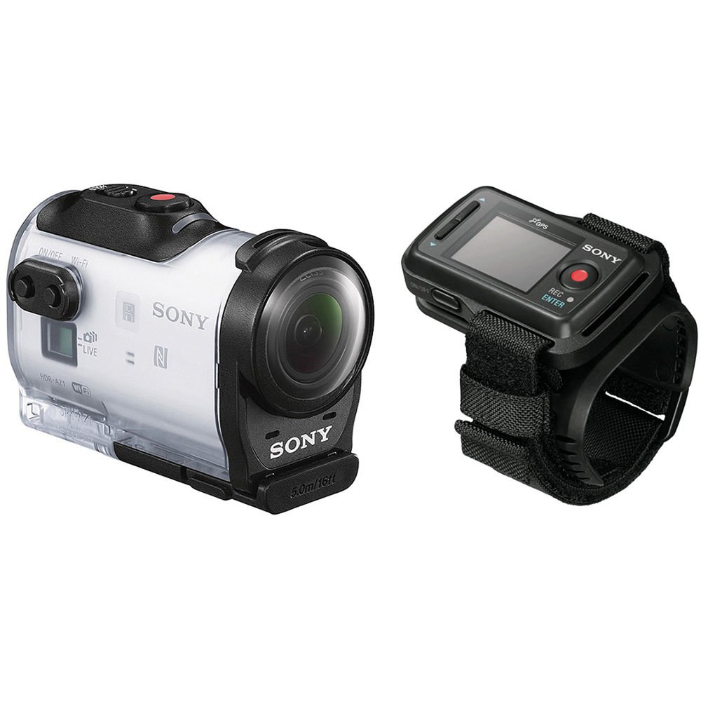 Sony HDR-AZ1VR Review