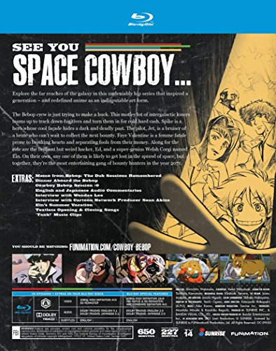 cowboy bebop the complete series bluray import it all