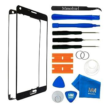MMOBIEL Front Glas Reparatur Set für Samsung: Amazon.de: Elektronik