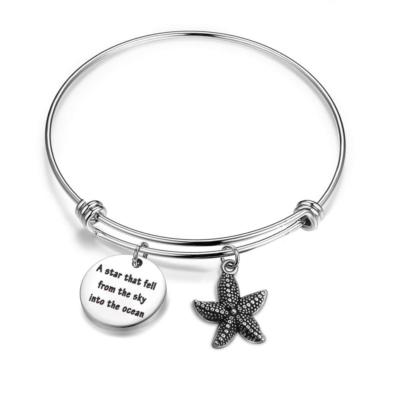 Warm Starfish Bracelet
