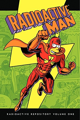 Radioactive Man: Radioactive Repository Volume One -
