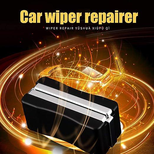 Cepillo de limpieza para parabrisas de coche para restaurador de limpiaparabrisas, limpiaparabrisas universal para coche, accesorio de reparación duradero ...