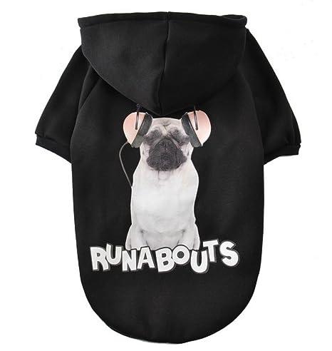 ShireyStore Ropa Creativa de Gatos Ropa para Mascotas Gran suéter para Perros Abrigo para Gatos y
