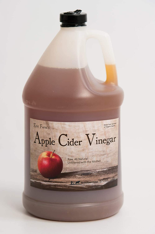 Artisan, Raw Apple Cider Vinegar (1 Gal. Plastic)