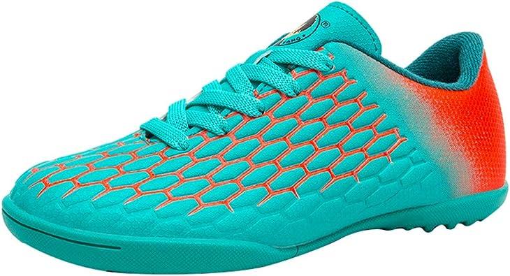 Sunnywill Tenis para Correr, ¡Ofertas! Zapatillas de fútbol para Mujer con diseño de uñas, cómodas y clásicas, para Interiores y Exteriores, Color Negro, Talla 36.5 EU: Amazon.es: Zapatos y complementos