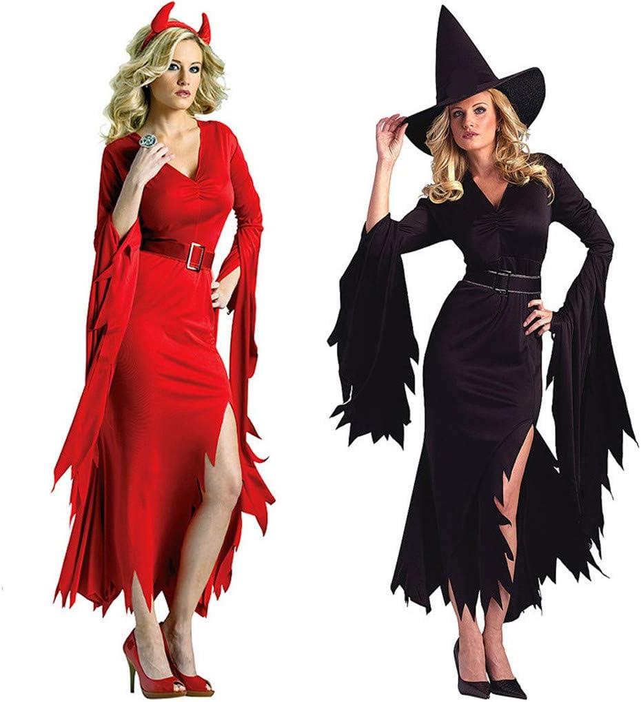 Femmes 3 Couche Noir et Blanc//Gris Zombie Tutu Jupe Halloween Déguisements