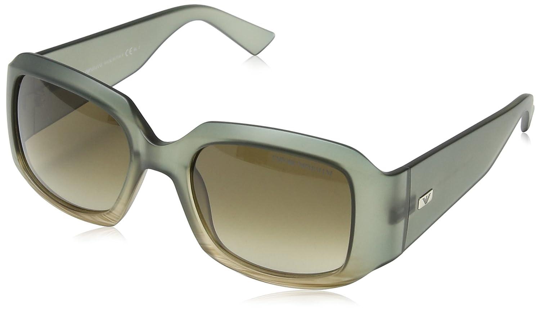 Armani Jeans - Lunette de soleil EA 9795 S Wayfarer - Femme  Amazon.fr   Vêtements et accessoires bd008a97b085