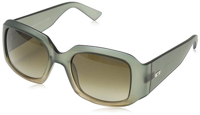 Emporio Armani - Gafas de sol Wayfarer EA 9795/S para mujer ...