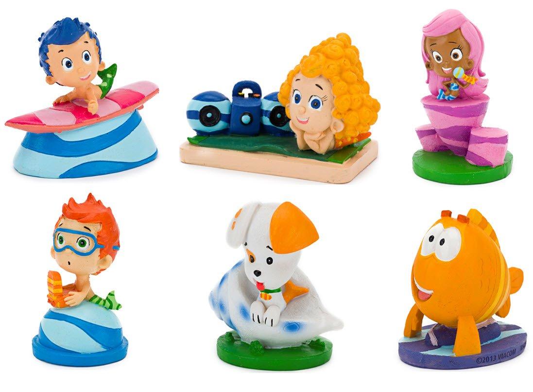 amazon com penn plax 91804 bubble guppies aquarium ornaments
