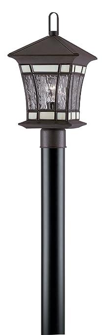 Westinghouse Lighting 6486600 One Light Post Top Exterior Lantern