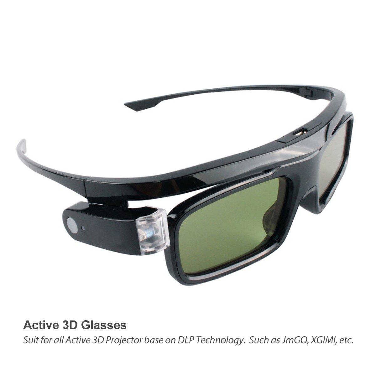 XGIMI G102L DLP Gafas 3D DLP-Link Obturador de Cristal Líquido ...
