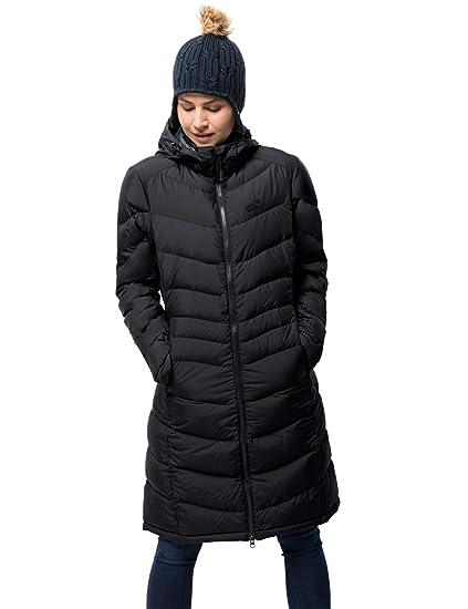 fa9b6803eb Amazon.com: Jack Wolfskin Women's Selenium Coat: Clothing