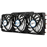 ARCTIC Accelero Xtreme III - High-End Graphics Card Cooler - nVidia & AMD, 3 Quiet 92mm PWM Fans, SLI/CrossFire.