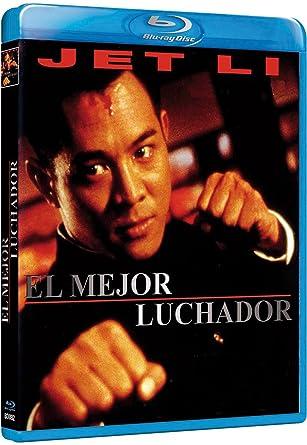 El Mejor Luchador [Blu-ray]: Amazon.es: Jet Li, Shinobu ...