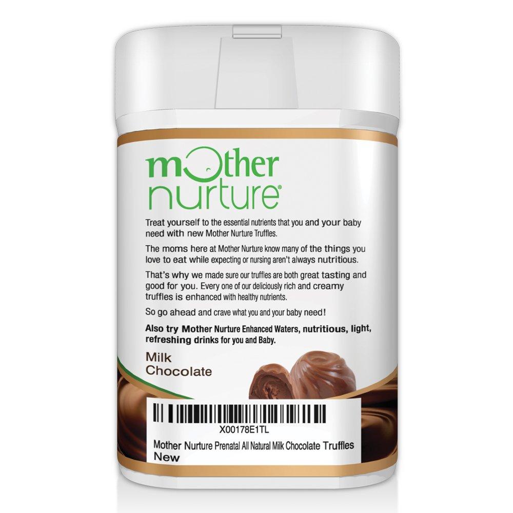Amazon.com : Mother Nurture Prenatal All Natural Milk Chocolate ...