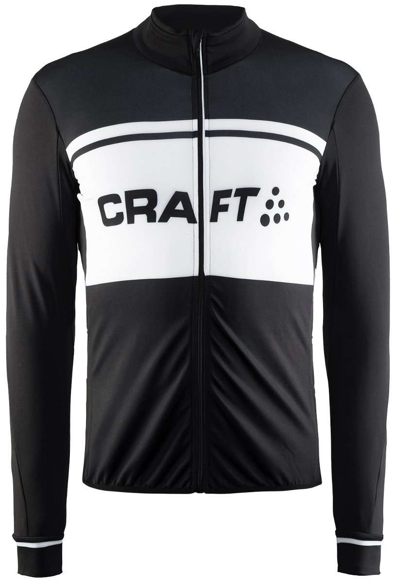 Craft Classic Thermal Longsleeve Zip Jersey Herren
